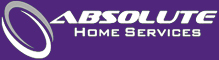 absolute home services logo