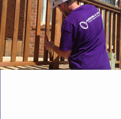 interior and exterior painting in oakville and burlington