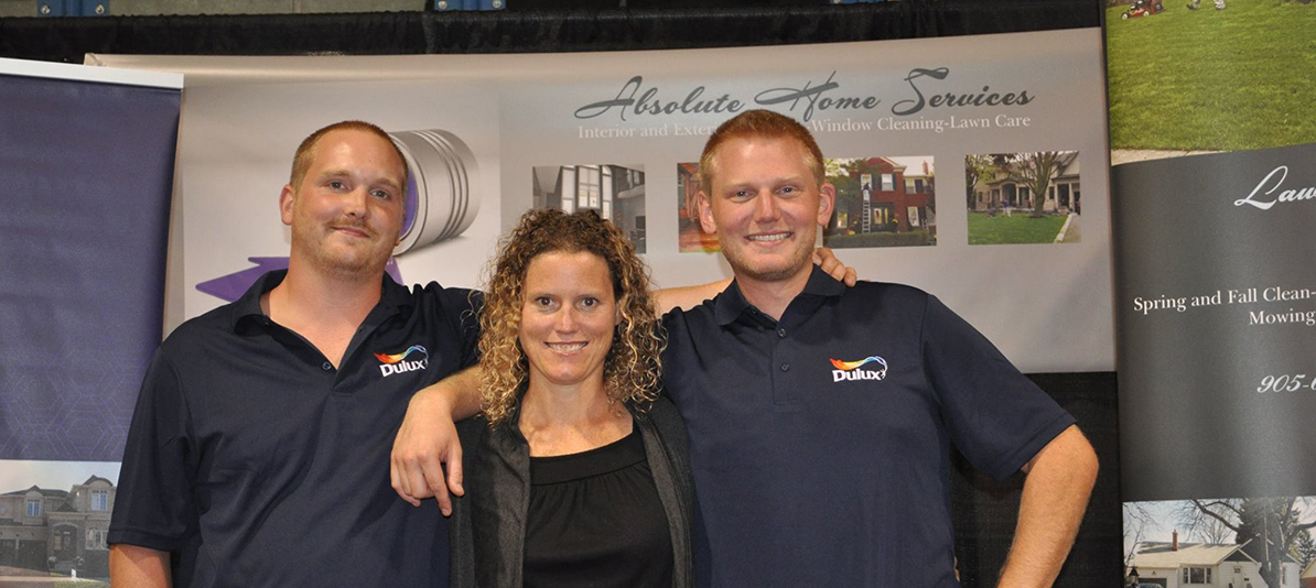 absolute home services team