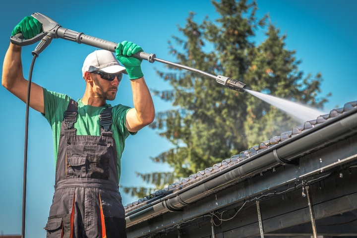 Schedule a regular eavestrough cleaning.